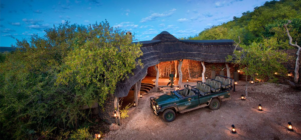 Top 10 Wildlife Reserves in the world, Madikwe Game Reserves