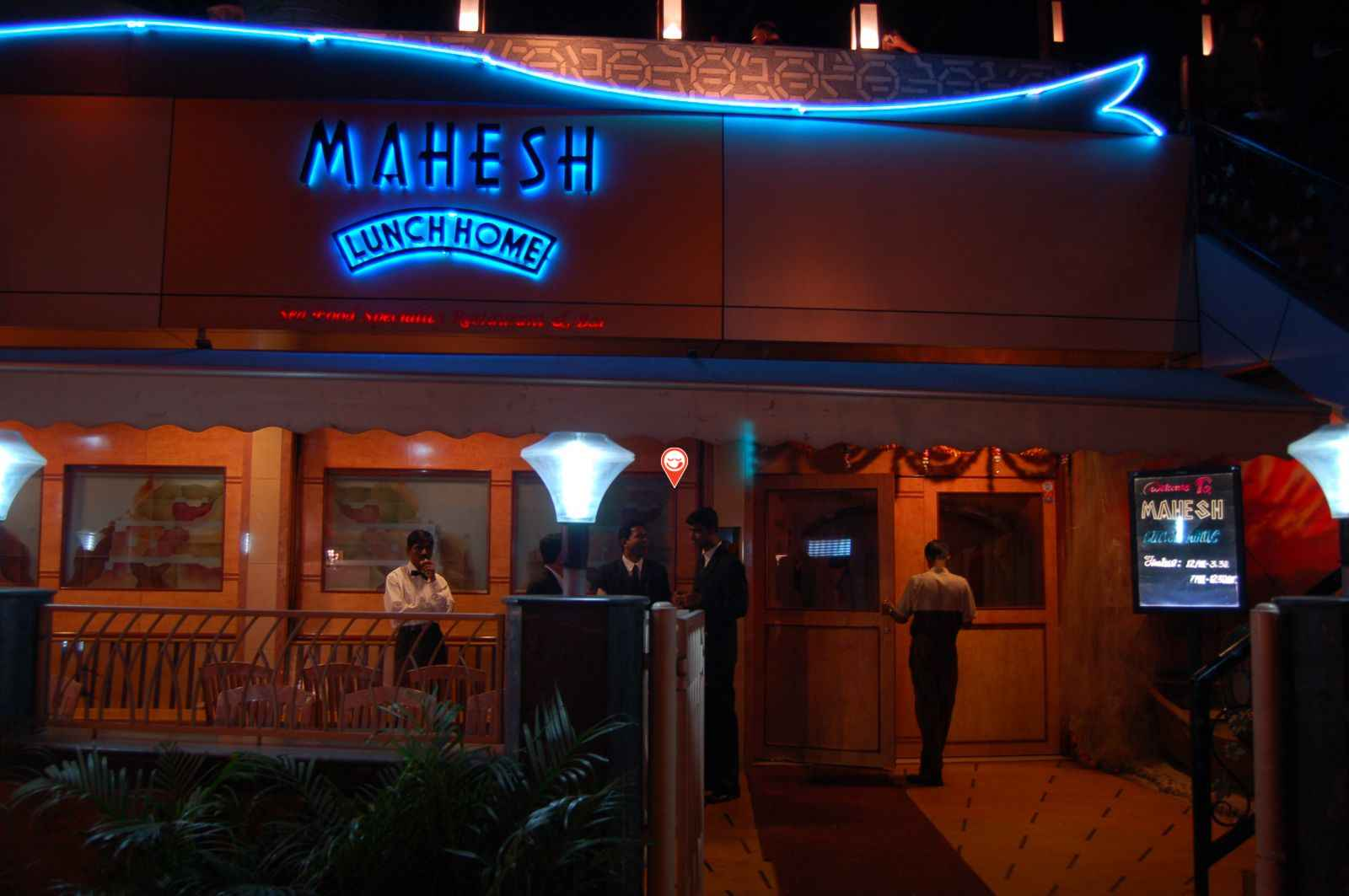 10 best street foods in Mumbai, Mahesh Lunch Home