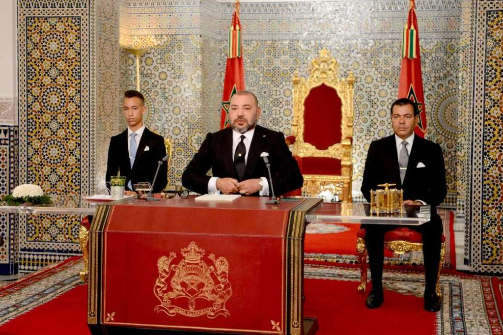 Top 10 Richest Royal Families In The World, King-Mohammed-VI