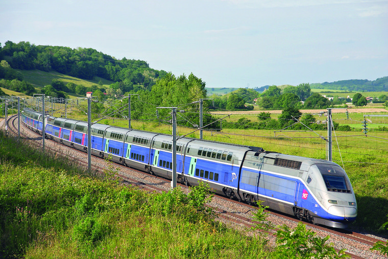 fastest train service France ,high speed train France,France high speed train ,world fastest train France