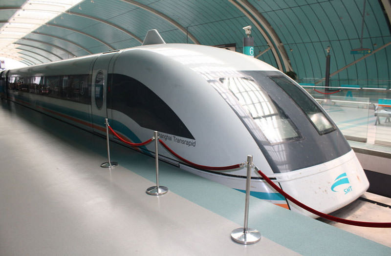 fastest bullet train in the world