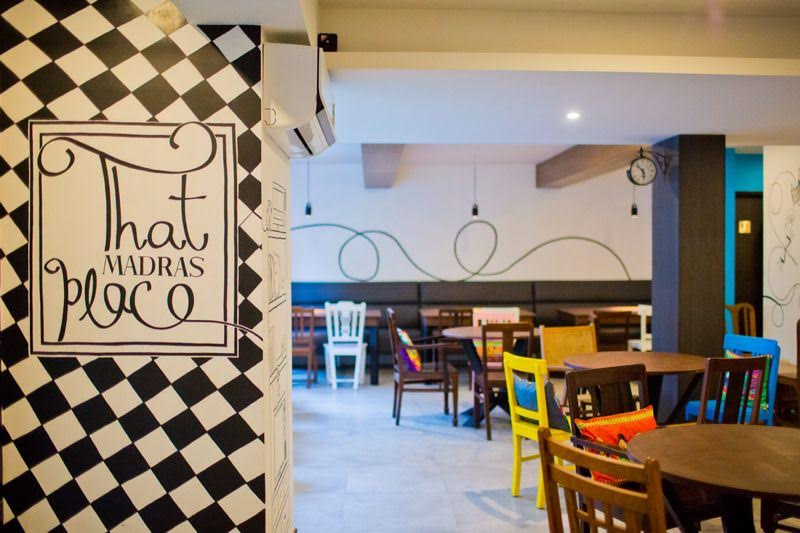 10 best Theme Restaurants in Chennai, That Madras Place