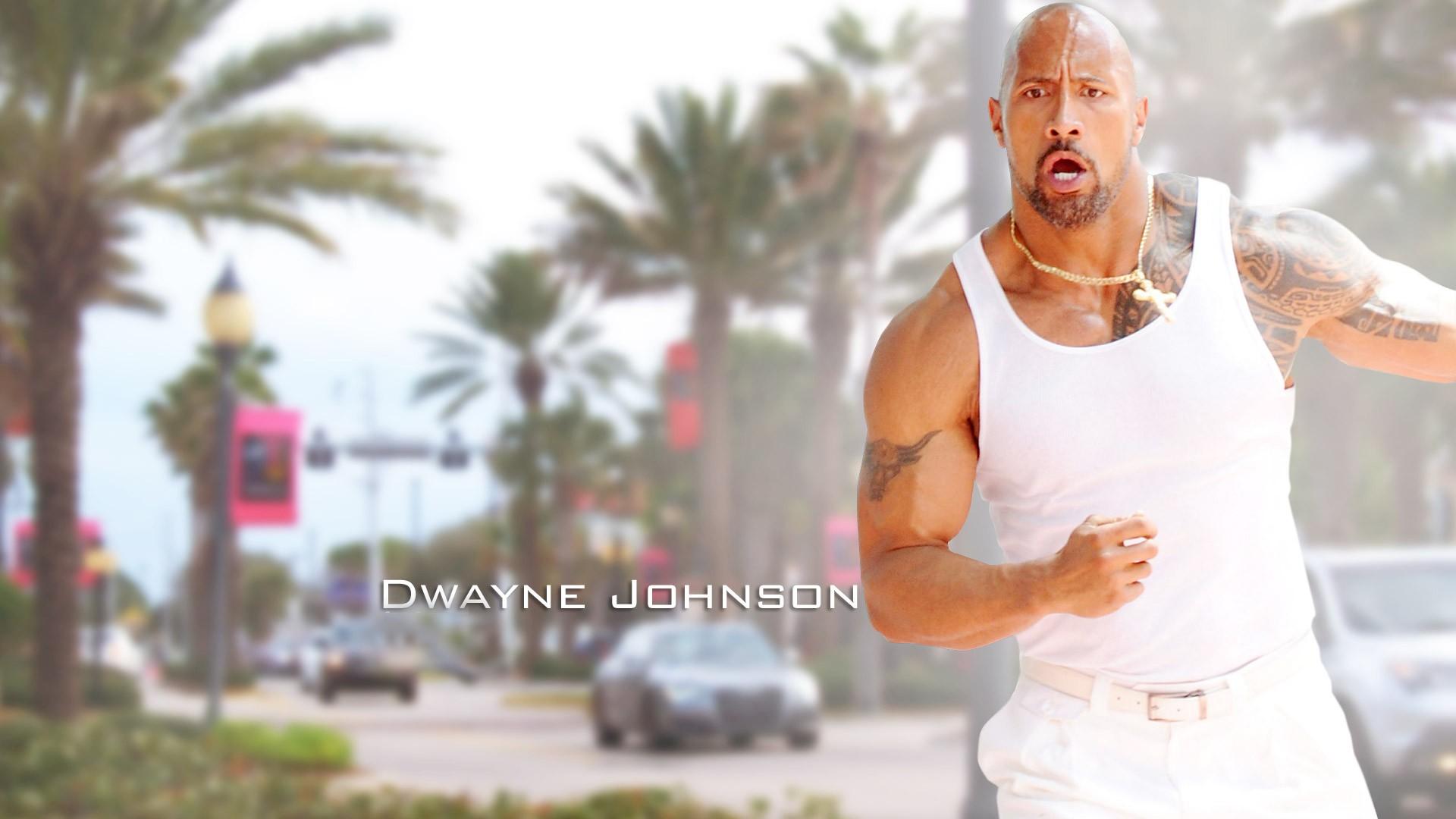 World's Top 10 Richest Actors in 2017, Dwayne Johnson, The rock, WWE Superstar