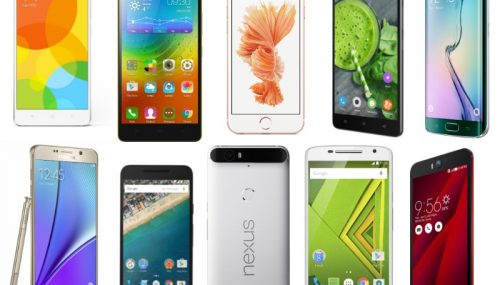 Top 10 Mobiles Under Rs 10000 in India (2017)