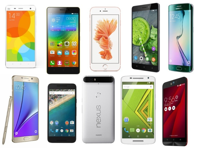 top 10 smartphone under 10000 at 91mobiles.com