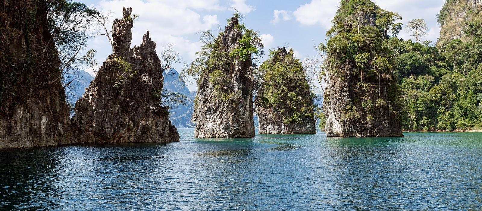 Top 10 Wildlife Reserves in the world, khao sok wildlife reserves