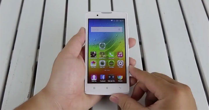 Top 10 Mobiles Under Rs 5000 in India, Lenovo A2010