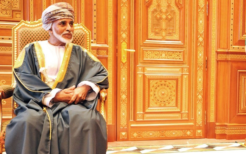 Top 10 Richest Royal Families In The World, Qaboos Bin Said