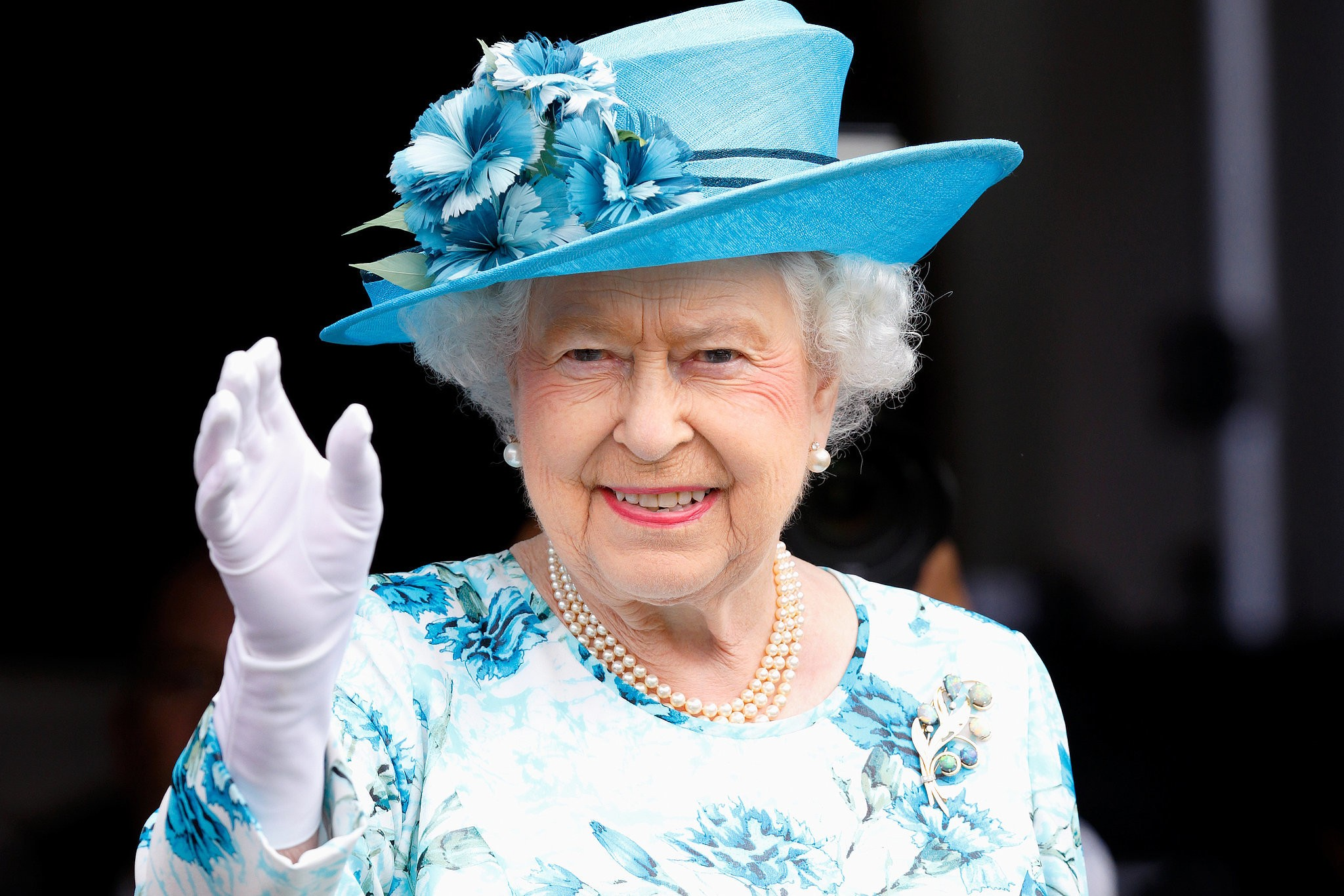 Top 10 Richest Royal Families In The World, Queen Elizabeth