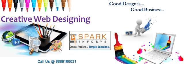 Top 10 Web Development Companies in Hyderabad, Spark Infosys
