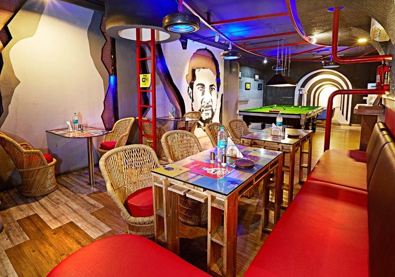 10 best Theme Restaurants in Chennai, The Stop restaurant