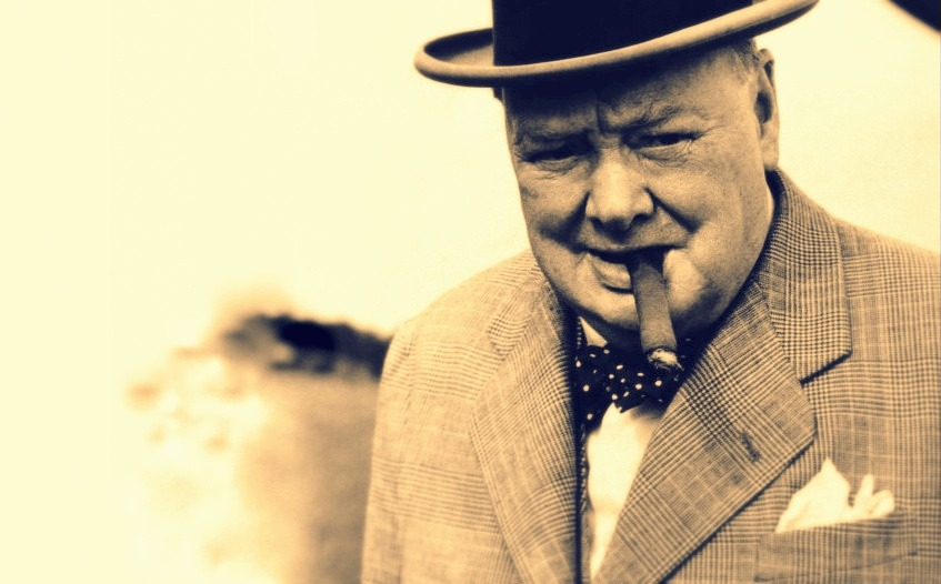 Top 10 Unknown Facts about Alcohols, Winston Churchil