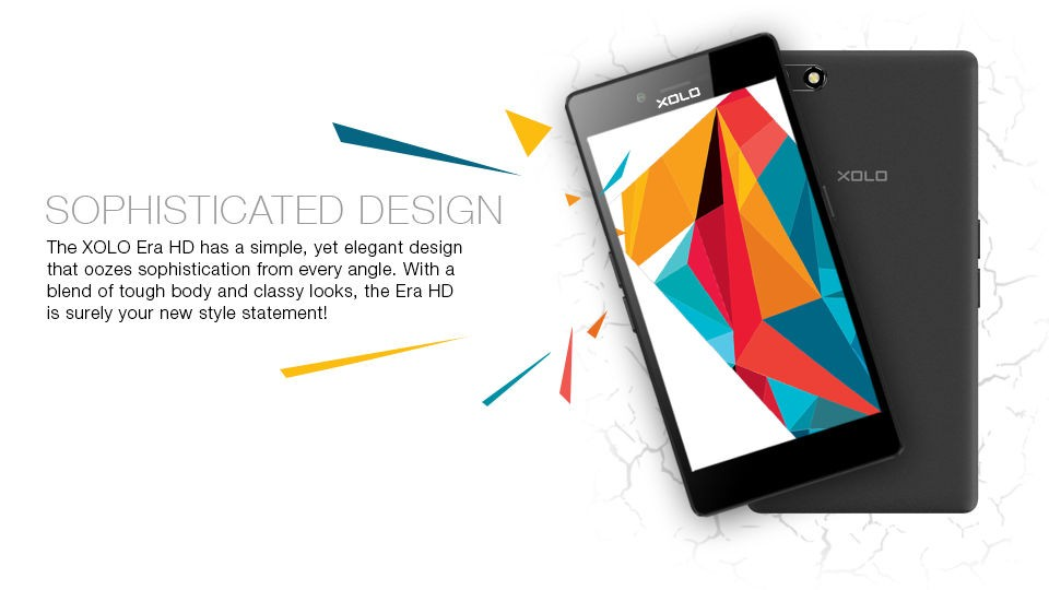 Top 10 Mobiles Under Rs 5000 in India, Xolo era hd