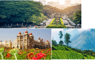 Top 10 tourist locations in India