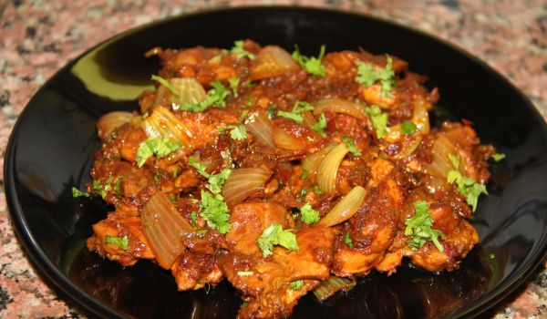 chicken-do-pyaza-Murg Do Pyaza-top-10-delicious-food-in-hyderabad