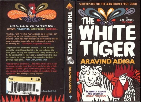 white-tiger--top-10-best-novels-in-india
