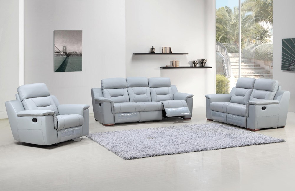 A Leather Recliner Sofa Instrumental In A Comfortable Home Theater