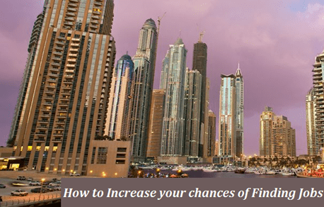 How To Increase Your Chances Of Finding Jobs
