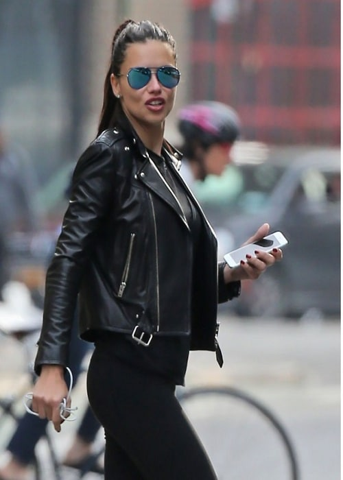 Hollywood Celebrity Wore Stylish Leather Jackets 2019