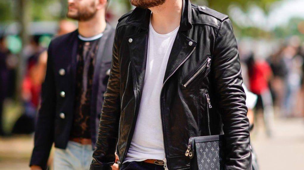 Top 5 Hollywood Celebrity Wore Stylish Leather Jackets 2019
