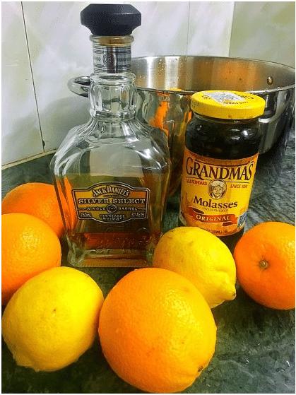 Whiskey Marmalade By Masala Monk: