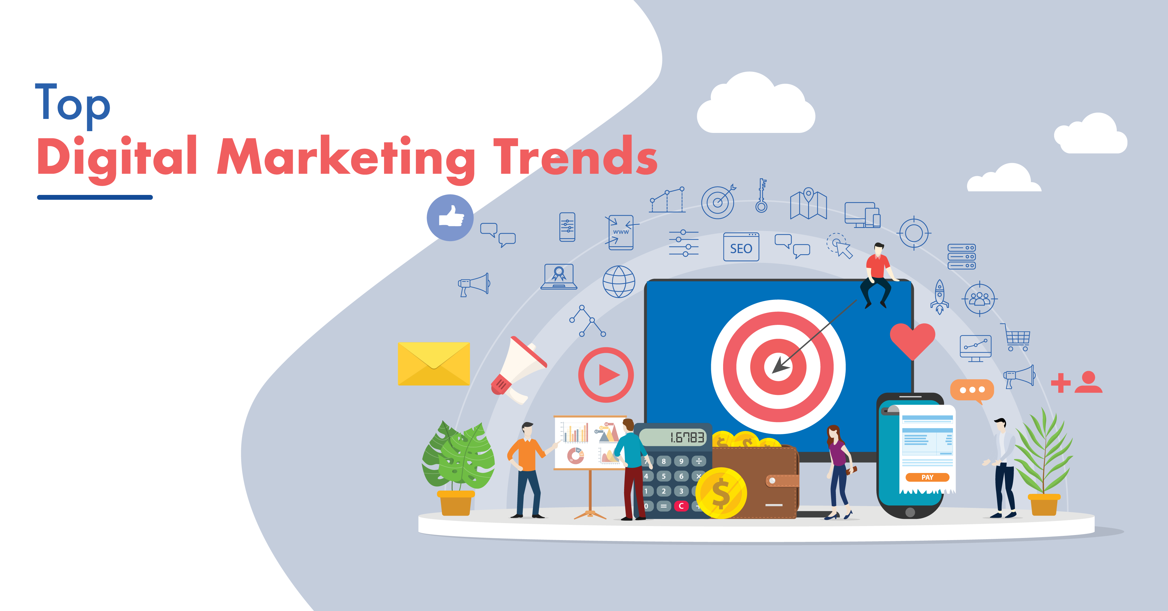 Digital Marketing Trends- What To Expect In 2020