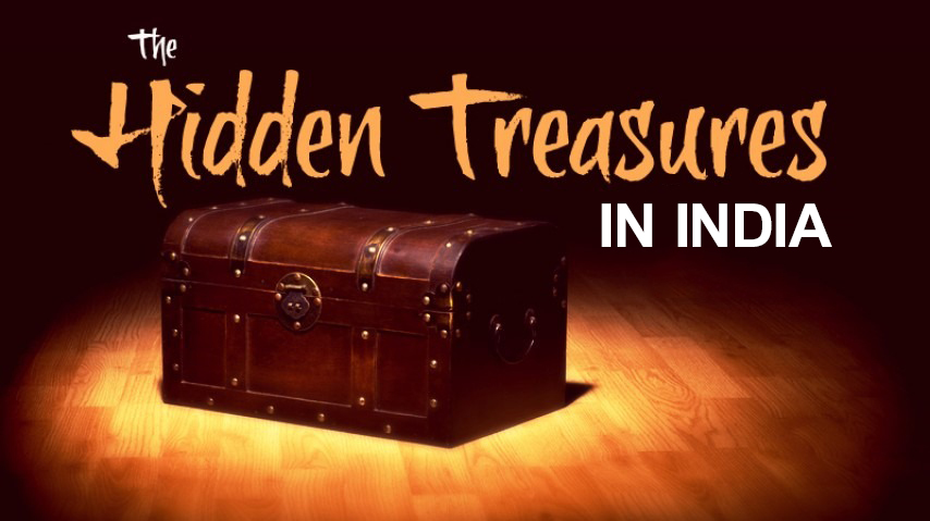 Top 9 Hidden Treasures in India You Must Know