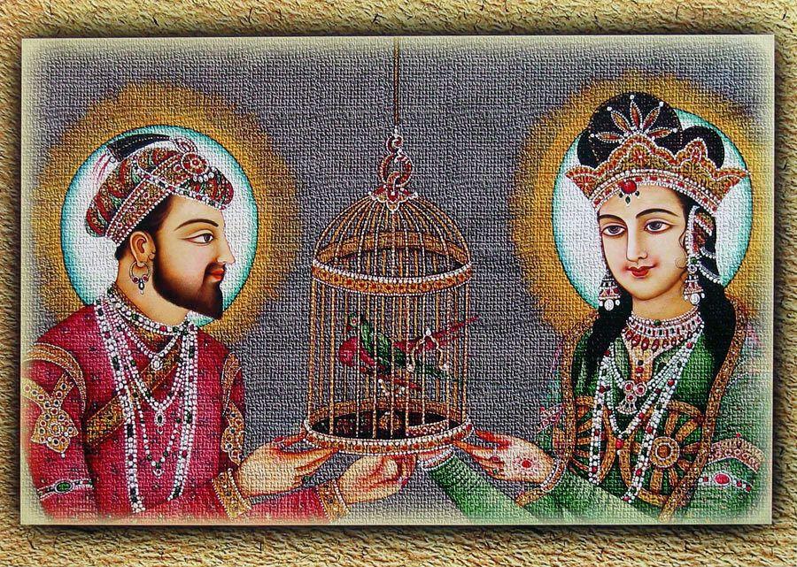 Shah Jahan & Mumtaz Mahal Love Story