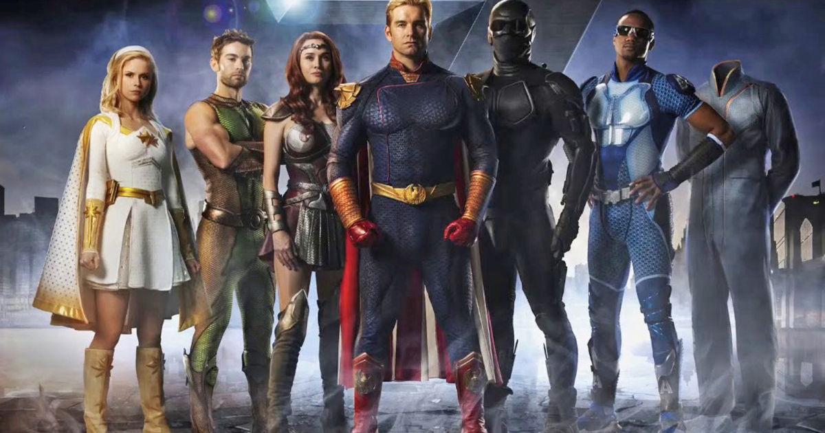 Top 5 Superhero Casting Choices