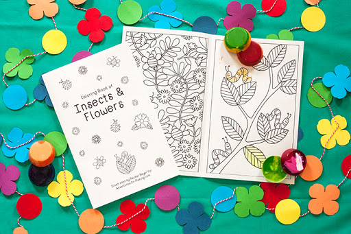 Coloring Pages & Color Books that Girls Will Absolutely Love