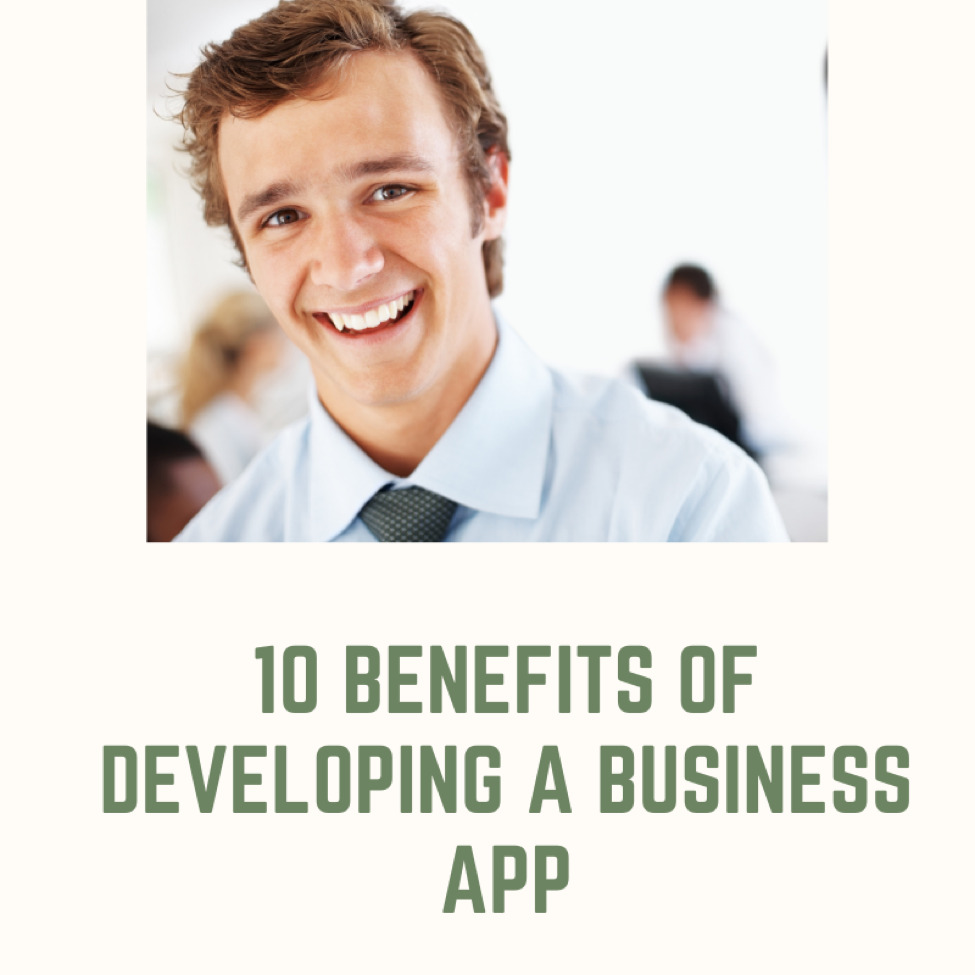 10 Benefits of Developing a Business App