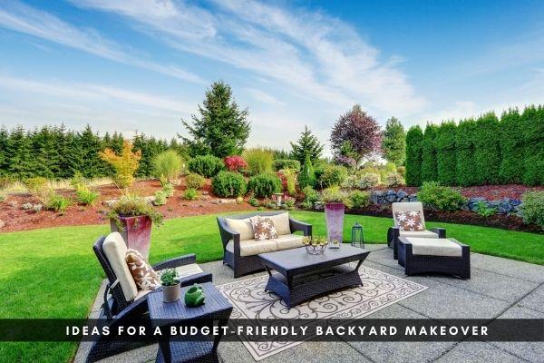 Ideas for a Budget-Friendly Backyard Makeover